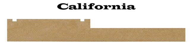 california cabinet doors