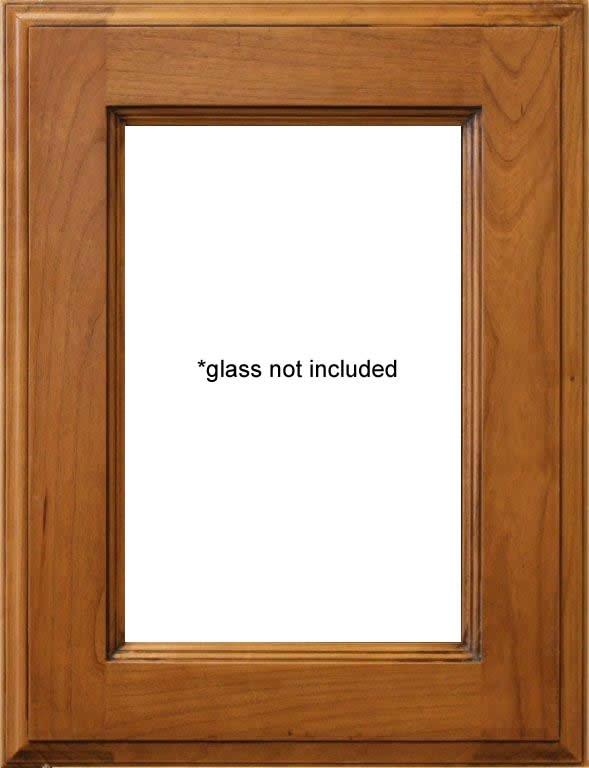 oregon unfinished glass cabinet doors