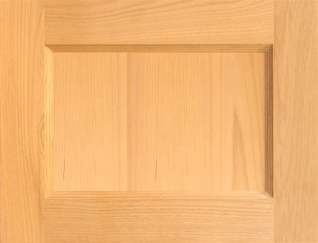 San Antonio Unfinished Drawer Fronts Inset Panel