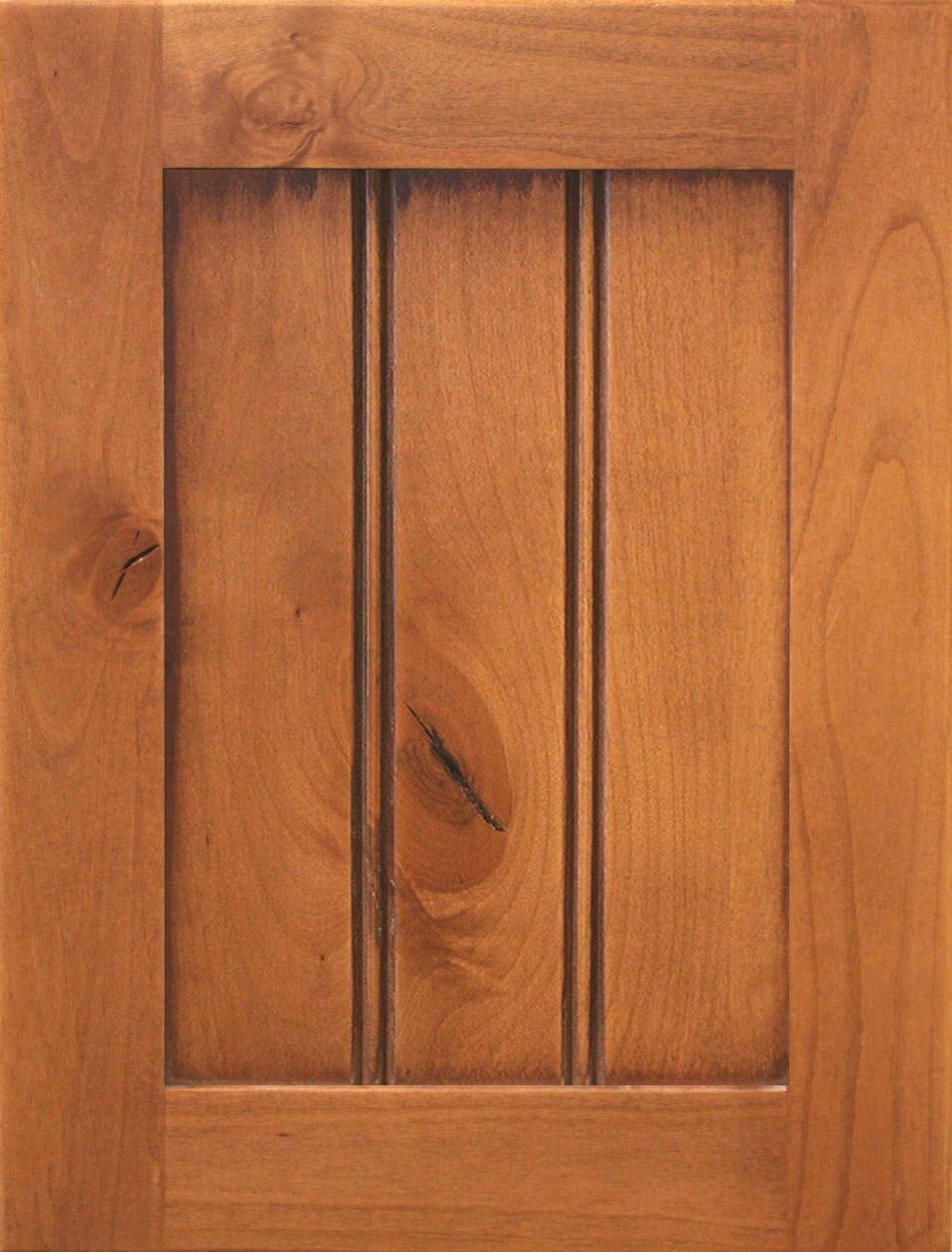 Shaker beadboard inset panel cabinet door for Cost of new cabinet doors and drawers