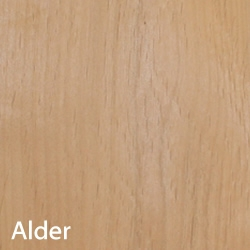 Alder Unfinished Wood Veneer 4 X8