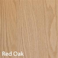 Red Oak Unfinished Wood Veneer 4 X8