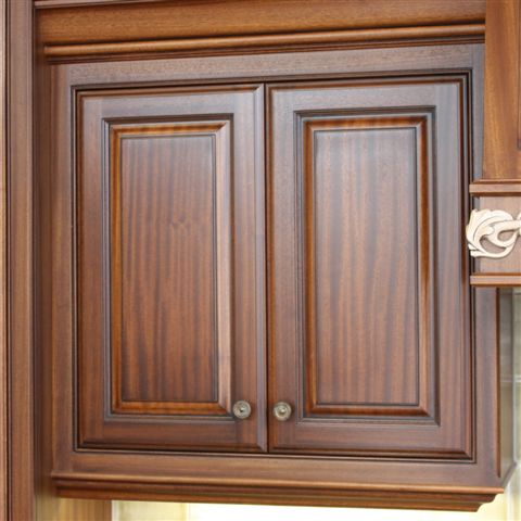 This style of construction tends to show a more built-in and simple look. You can add a bit of detail to the cabinet by adding a bead to the inside of each ... & Barker Door custom cabinet doors shaker cabinet doors and ... Pezcame.Com