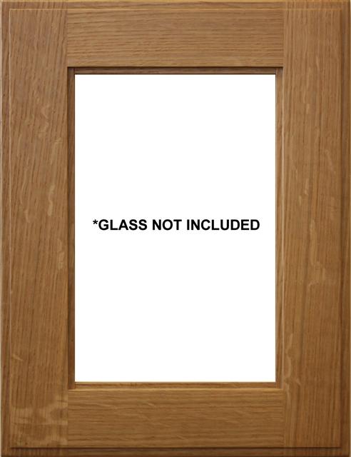San Fransisco Glass Door No Panel